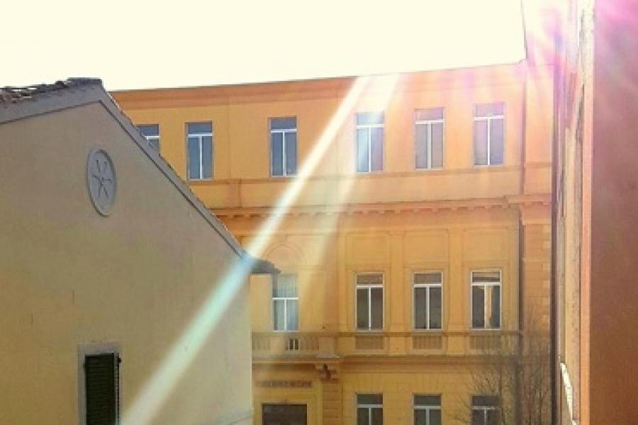 Appartamento in palazzetto storico Orbetello centro